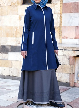 Rema Tunic Jacket